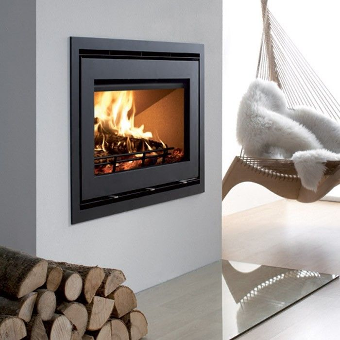 Westfire Uniq 32 Wood Burning Inset Stove - Wood Burning Stoves - All Stoves…