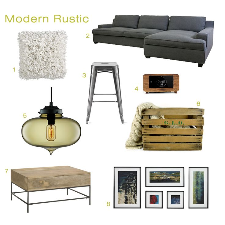 Best Home Modern Rustic Images On Pinterest Modern Rustic - Modern rustic style interiors