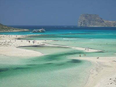 Greece - Balos Beach, Crete