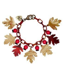 Hawthorn Bracelet - Autumn // Contemporary 2015 // £85 (sale £34)