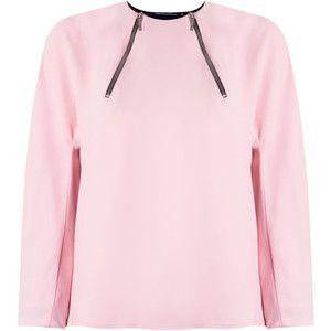 Reinaldo Lourenço zip details blouse