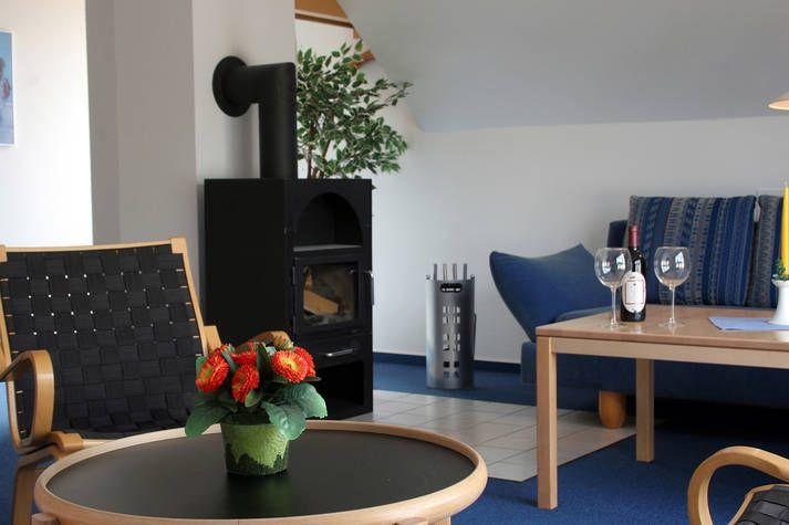 Wohnraum Apartment Seemöwe - H+ Ferienpark Usedom - Offizielle Webseite
