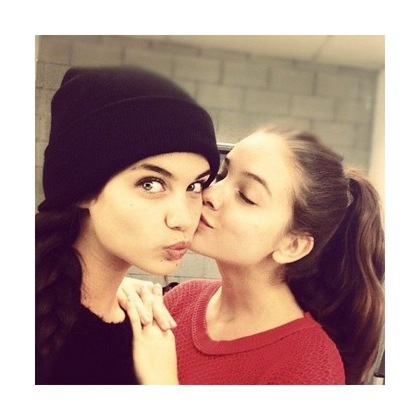 Tumblr ❤ liked on Polyvore featuring barbara palvin, friends, barbara, instagram and people