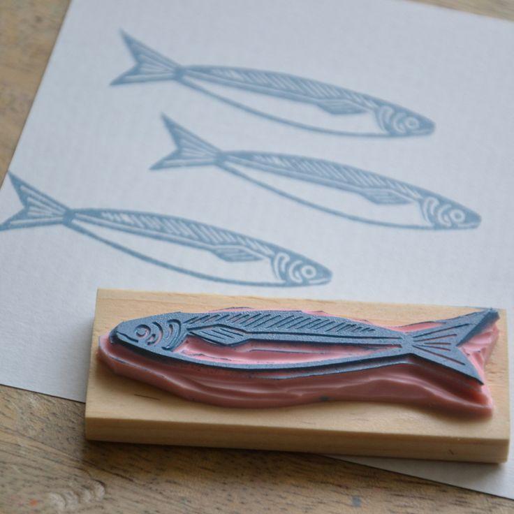 tampon sardine