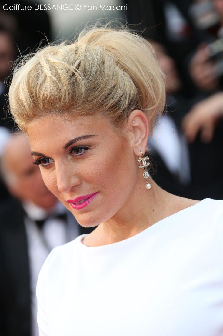Coiffure Hofit Golan Dessange Cannes2015 Coiffeurofficiel