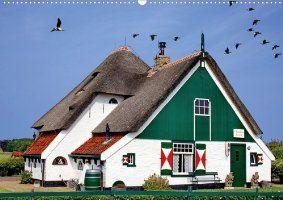Texel Holland's Naturschönheit (Posterbuch DIN A3 quer): Impressionen der holländischen Insel Texel.Fotografiert von Elke Krone. (Posterbuch, 14 Seiten) (CALVENDO Natur)