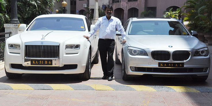 http://yourstory.com/2014/04/barber-rolls-royce-ramesh-babu/  Wow! What a rags to riches story! Must read!