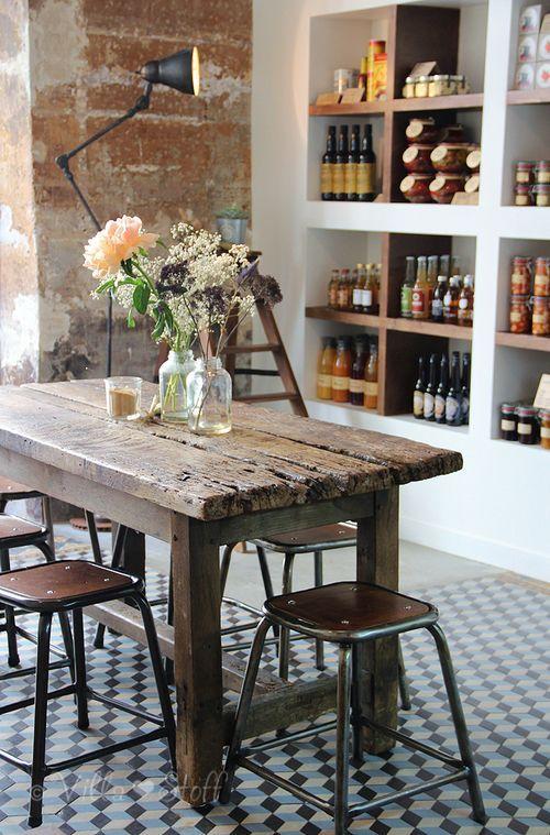 folks and sparrows cafe | paris
