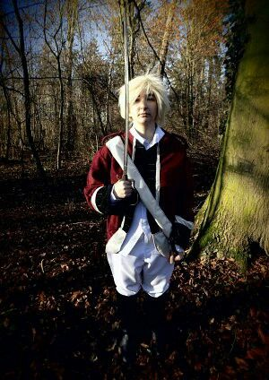 Hetalia - Arthur Kirkland ☆ England ~ Independence War