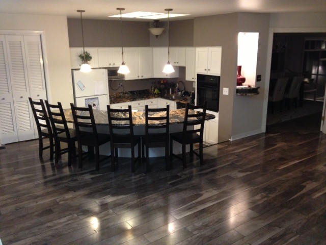 Laminate Flooring Utah wellmade flooring hardwood flooring costco costco hardwood flooring One Of The Mannington Reps In Utah Loved Selling The Chateau Laminate So Much He