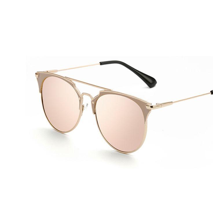 Aushöhlen Sun Eye Retro Mode Sonnenbrillen Die Sonnenbrille Schwarz JKtxB