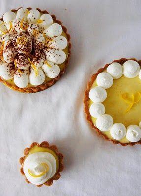 Pierre Herme's Meyer Lemon Tart Recipe (Gourmet Baking)