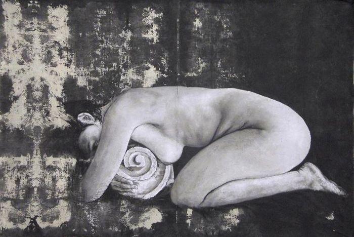 max gasparini /Massimiliano Gasparini 1970   Italian painter