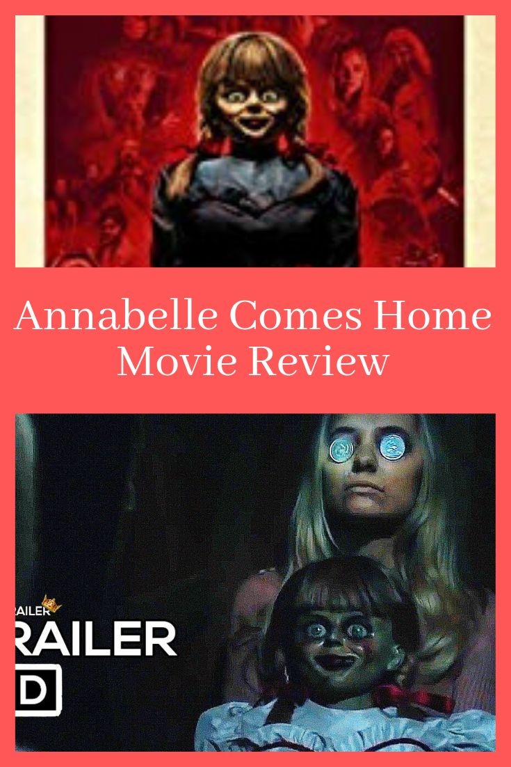 Annabelle Comes Home Movie Review Jump Scares With Little Substance Home Movies Conjuring Film Jumpscare