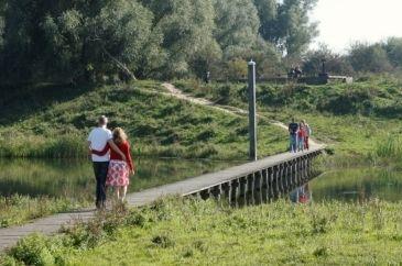 Beleef al wandelend It Fryske Gea