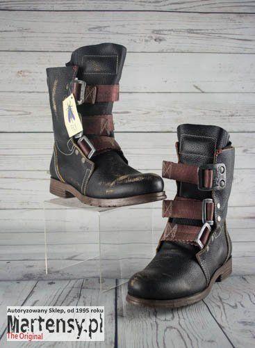 Lubicie oryginalne buty? Ten model na pewno Wam się spodoba.