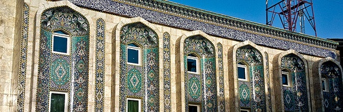 Wall shrine of Imam Hussein, peace be upon him Iraq .. Karbala Rasoul Ali Nokia 808 حائط ضريح الامام الحسين عليه السلام العراق.. كربلاء رسول علي نوكيا 808