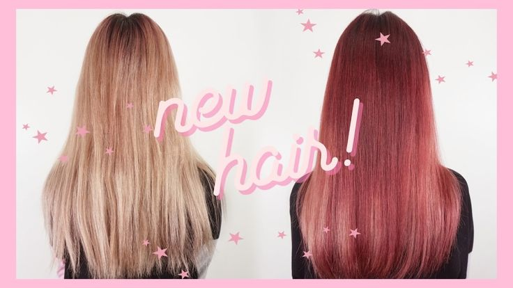 my new hair color… goodbye 5 years of pastel hair!! (princessmei)