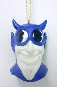 Duke Blue Devils Mascot Figurine