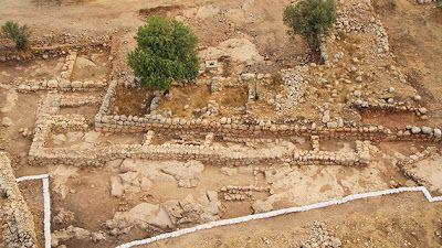 Noticias Cristianas.....Arqueólogos en Jeresualen descubren el palacio del rey David....