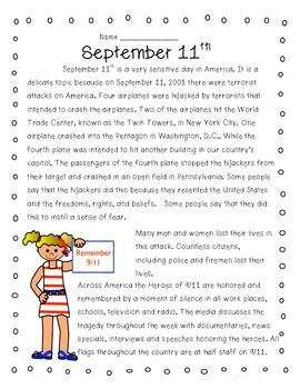 FREEBIE: 1 Passage for Social Studies Close Reading about