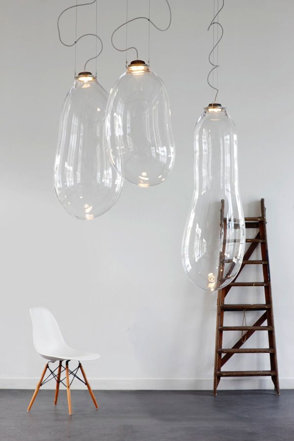 bubble lights / Alex de Witte