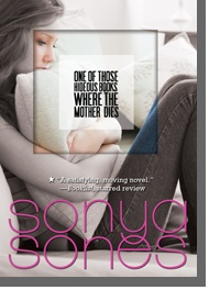 YA novel in verse about a teen who loses her mother and then has to go live with her father, whom she's never met. Oh yeah, and he's a famous Hollywood actor.