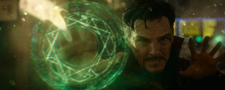 Doctor Strange (Doctor Extraño) recaudó 86 millones de dólares en su primer fin de semana  Noticias de interés sobre cine y series. Noticias estrenos adelantos de peliculas y series