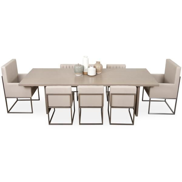 Port Elizabeth Dining Table Modern Dining Table Dining Table