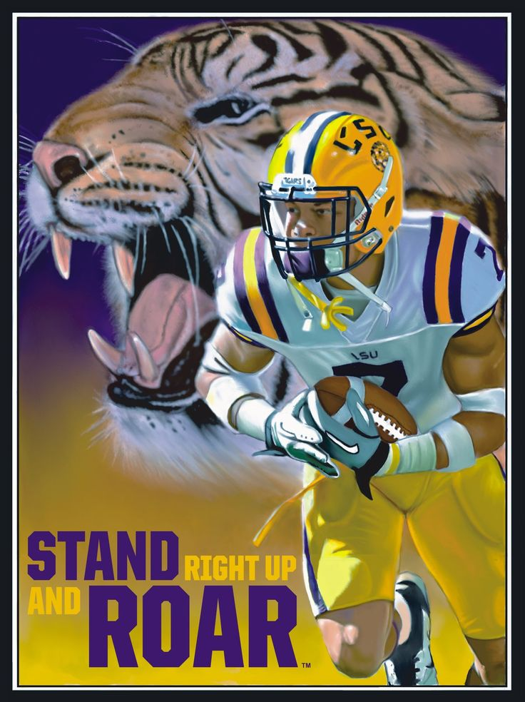 Best 2374 Lsu Tiger Items Amp Cheers 4 Football Sports Fans
