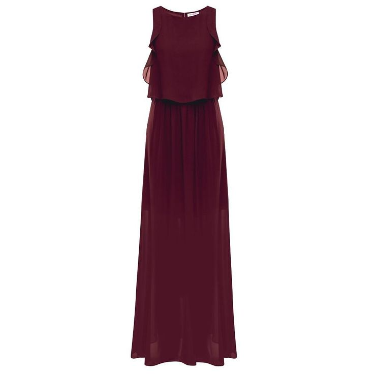 Vestido Tinto Paraaha