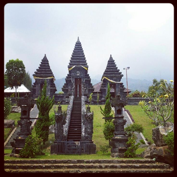 Pura Parahyangan Agung Jagatkarta - Mount Salak, Bogor, Indonesia