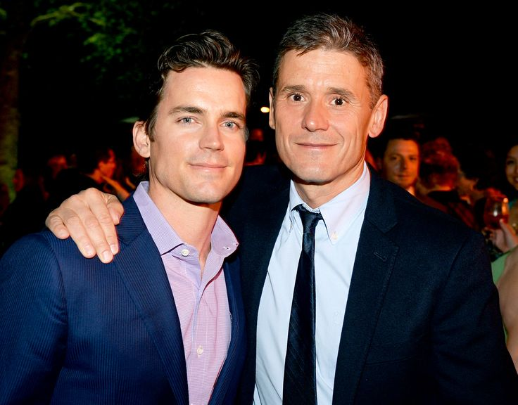 Openly gay actor Matt Bomer reveals he's been secretly married for the past three years to partner Simon Halls in the new issue of Details magazine