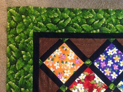 81 best Hawaiian Quilt images on Pinterest | Hawaiian quilts ... : hawaiian quilting techniques - Adamdwight.com