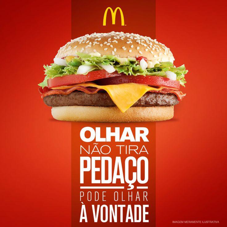 McNifico Bacon McDonald's Brazil #McDonalds #Brasil #Brazil