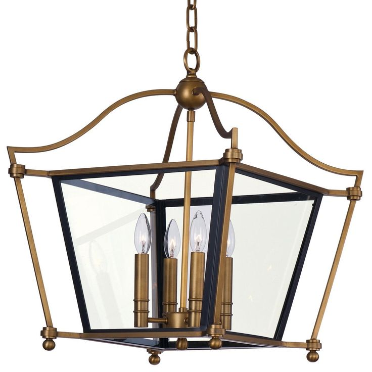 41 best chandelier images on pinterest chandelier chandelier small traditional two tone hanging lantern lantern pendantbrass chandelierlight aloadofball Image collections