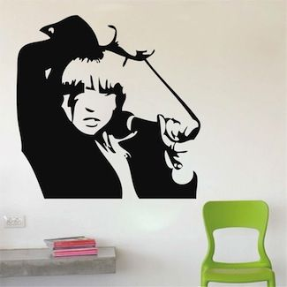 gaga wall decal - Designer Wall Stickers