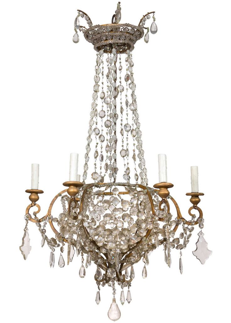 Fabulous French Chandelier offered by Kay O'Toole