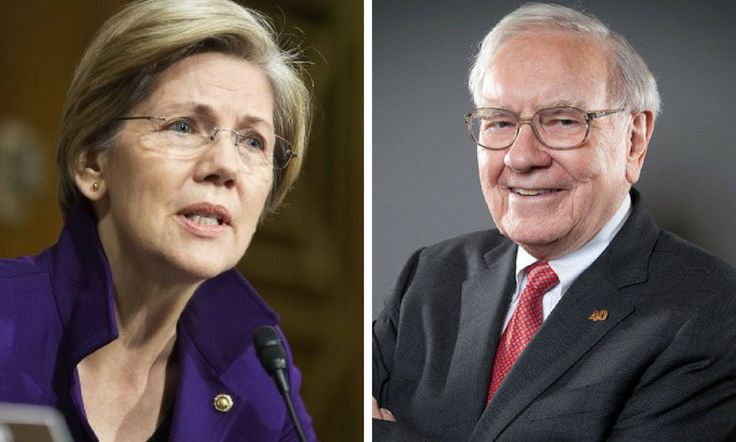 SINGLE PAYER HEALTHCARE JUST GOT TWO HEAVYWEIGHT SUPPORTERS Via The 2 Warrens. Senator Elizabeth Warren & Billionaire Warren Buffet, Warren Has Long Supported The Measure, Made Popular By Senator Bernie Sanders. Sanders Has Supported For Years, Most Especially During His Presidential Run. Sanders Garnered The Support Of 14 Million Americans. Buffet A Very Unusual 1%-er In That He Supports The Working Class Of America, In Line With The American People. The Majority Of Whom Do Support Single…