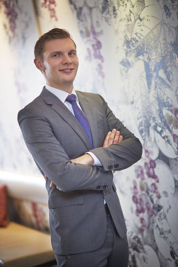 Tobias Schewe - Restaurantleiter und Sommelier