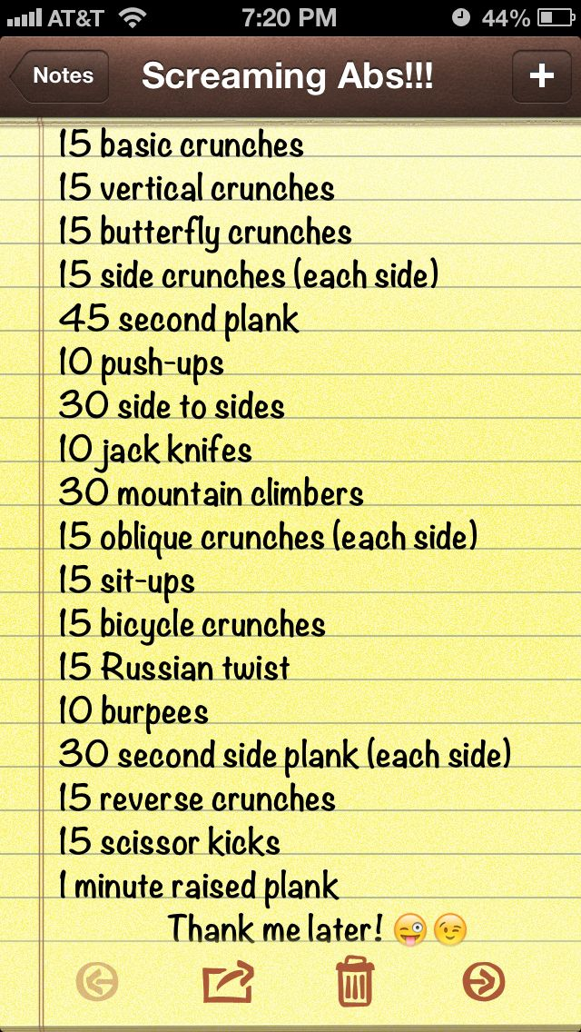 All the best at home Ab workouts in one...enjoy!! :) www.beachbodycoach.com/workoutwithmeee