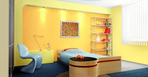 Jak optycznie powiększyć pokój? Najlepiej kolorem!