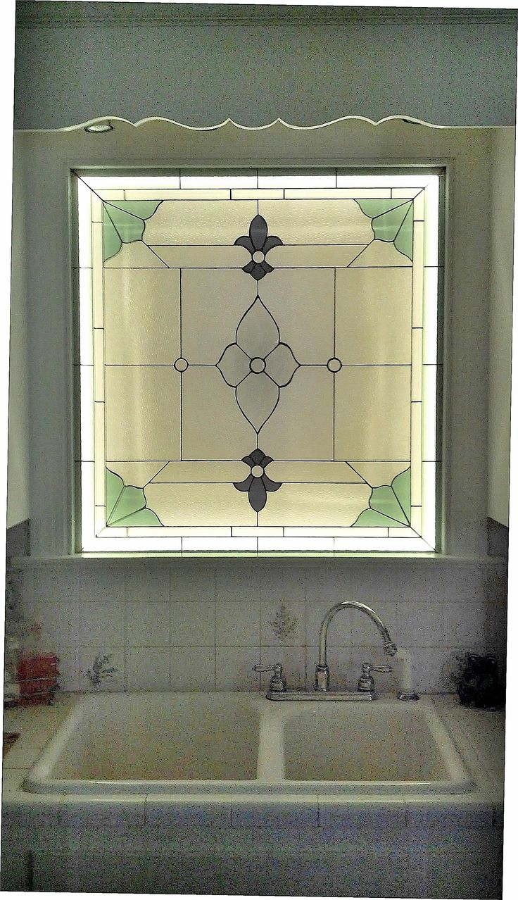 One of our leaded glass designs for kitchen screen.  #stainedglass #window #traditional #stylish #homedecor #decor #custom #elegant