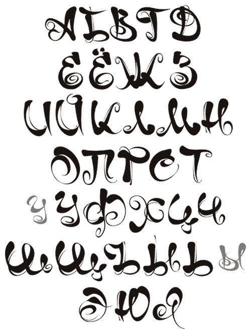 Шрифт для открыток алфавит, февраля юмористическая