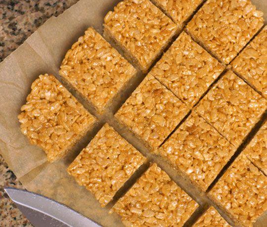 rice crispy cereal rice crispy treats rice krispie bars krispie treats ...