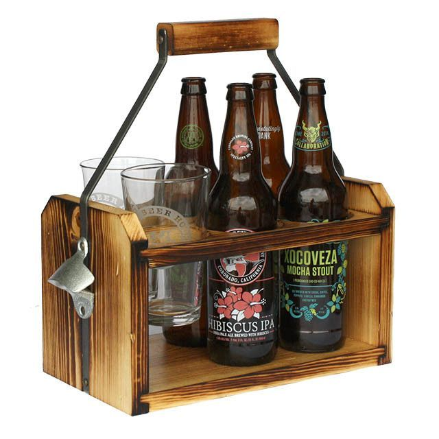 Re-usable Beer Carrier for Bombers by Craft Beer Hound