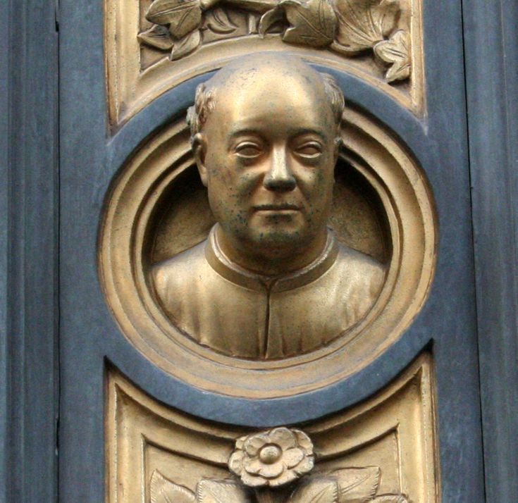 lorenzo ghiberti Ghiberti's gates of paradise and donatello's san lorenzo pulpits are two sets of  sculptural reliefs created at the end of the artists' careers they exemplify the.