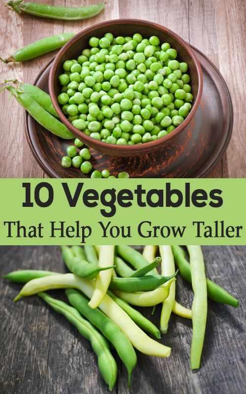 Top 10 Vegetables That Help You Grow Taller Vegetables 640 x 480