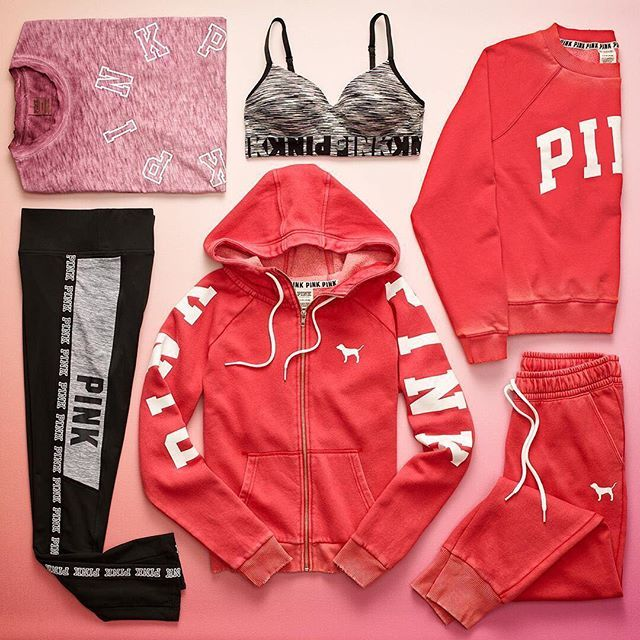 TONIGHT!!! (11/5) The #PINKNation Private Shopping Event is on starting at 6PM local time in select stores & EST online. Score awesome deals shop new stuff PLUS the first 50 in line score an awesome gift! Download the app to join the party! via VICTORIA'S SECRET PINK OFFICIAL INSTAGRAM - Apparel  Fashion  Bras  Advertising  Culture  Beauty  Editorial Photography  Magazine Covers  Supermodels  Runway Models