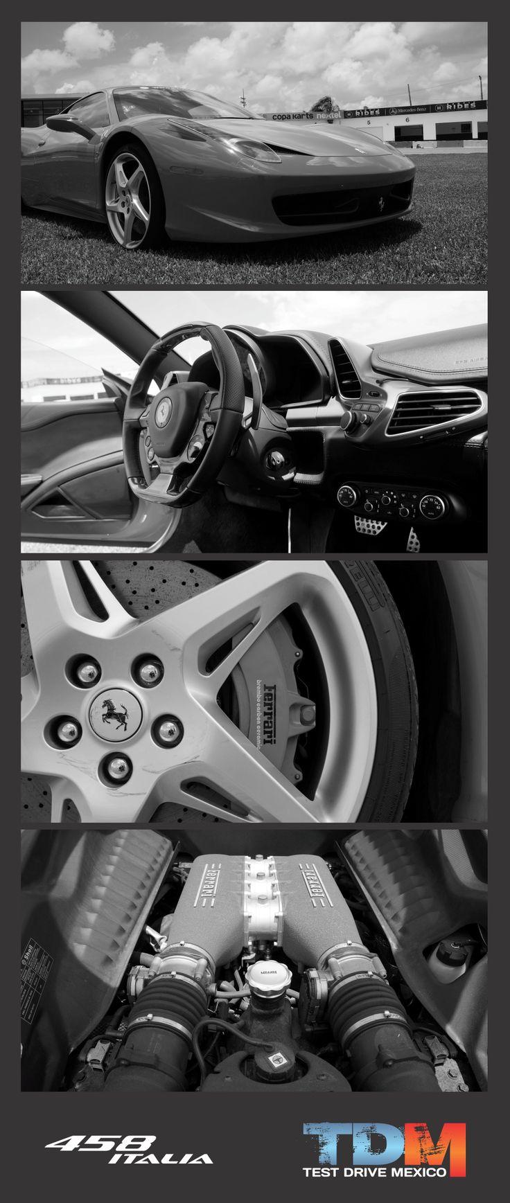 #Vídeo Test Drive #México de #Ferrari #458 italia, dejen su opinión y que coche les gustaria que publiquemos. http://www.youtube.com/watch?v=YCcgrgqy0X4